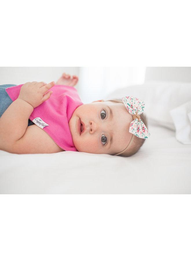 Jewel Baby Bandana Bib Set (4-pack)