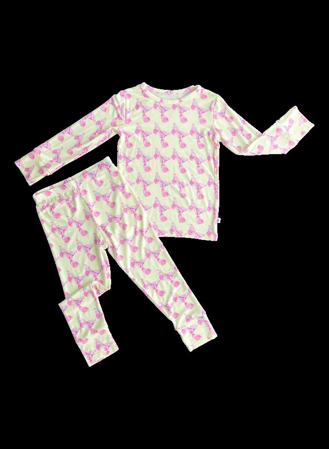 Ava 2 Piece Pajamas