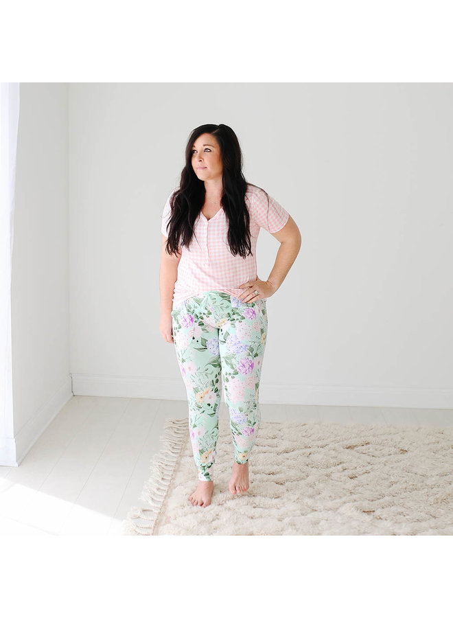 Erin - Women's Short Sleeve Loungewear