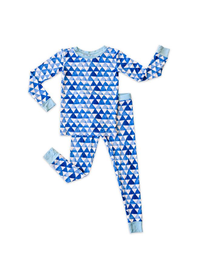 Horizon Triangles Pajama