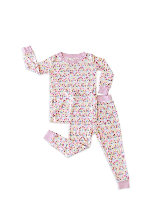 Pastel Rainbows Pajama