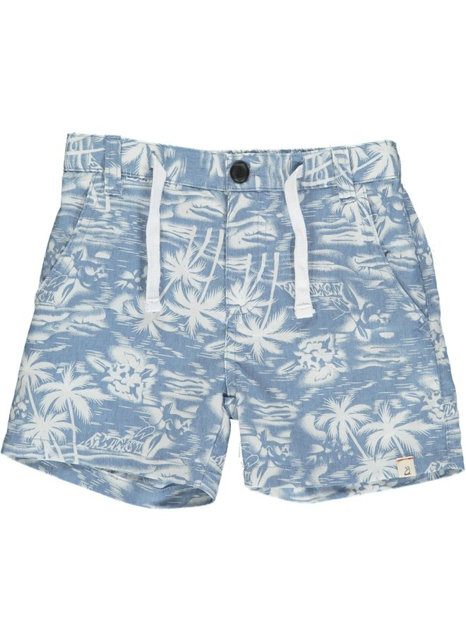 CREW shorts - Chambray Surfer