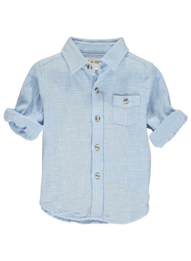 MERCHANT long sleeved shirt - White
