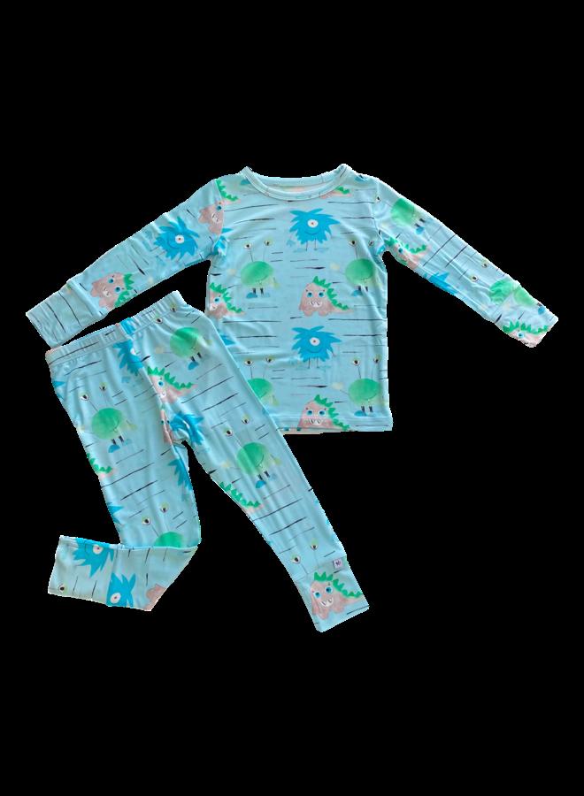 Sully 2-Piece Pajamas
