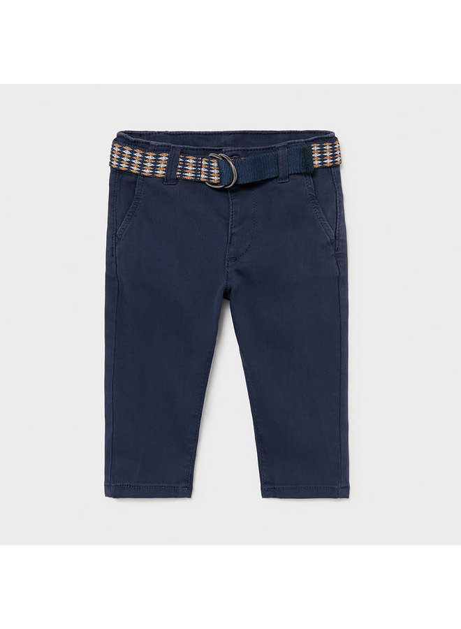 Pique Trousers w/ Bely - Nautical