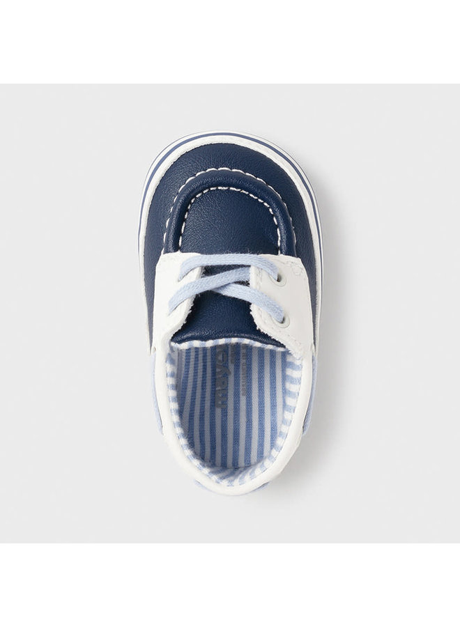 Deck Shoes - Navy