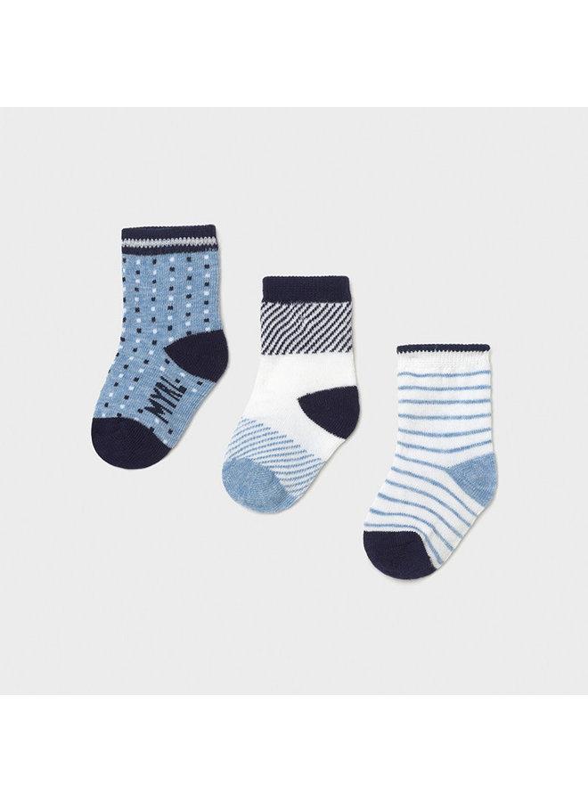Sock Set - 3 Pack - Air