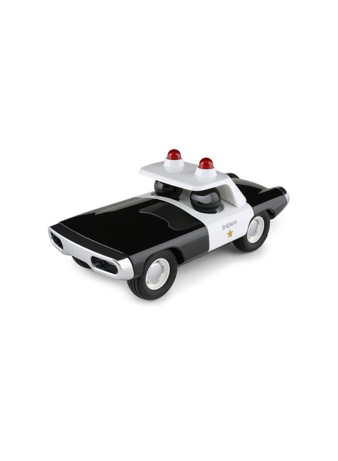 Maverick Heat Car - Black/White