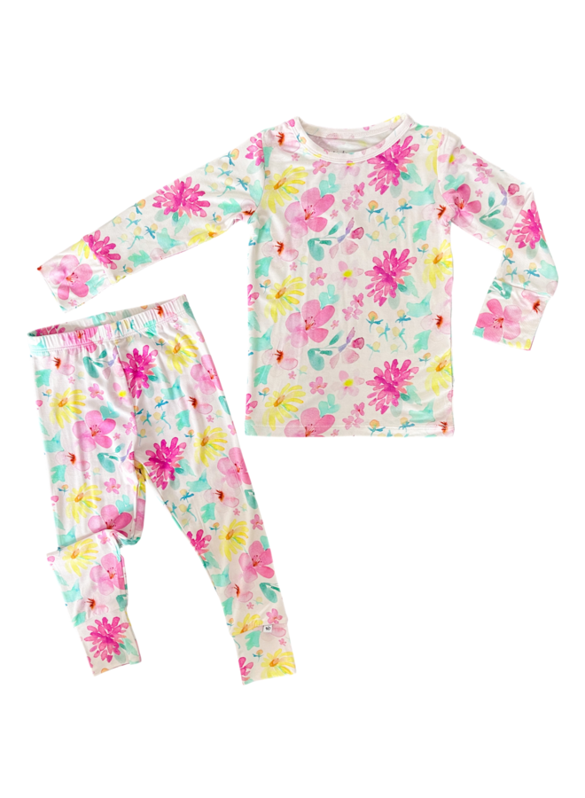 Daisy - 2pc Pajamas