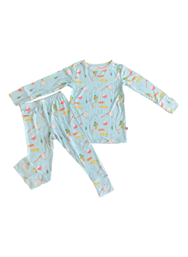 Lawrence - 2pc Pajamas