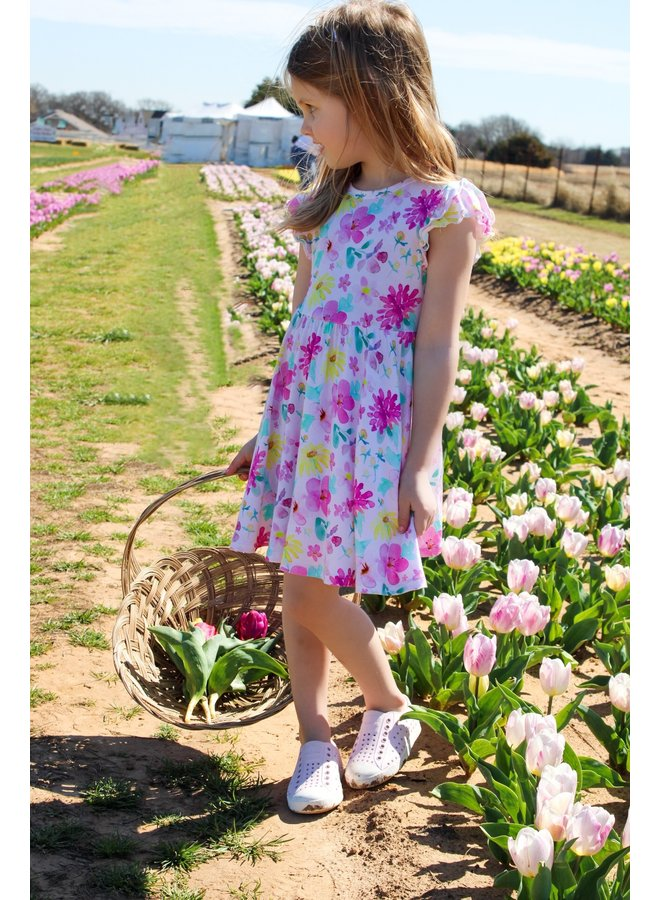 Daisy - Toddler Birdie Dress