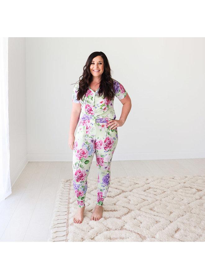 Georgina - Women's Short Sleeve Loungewear