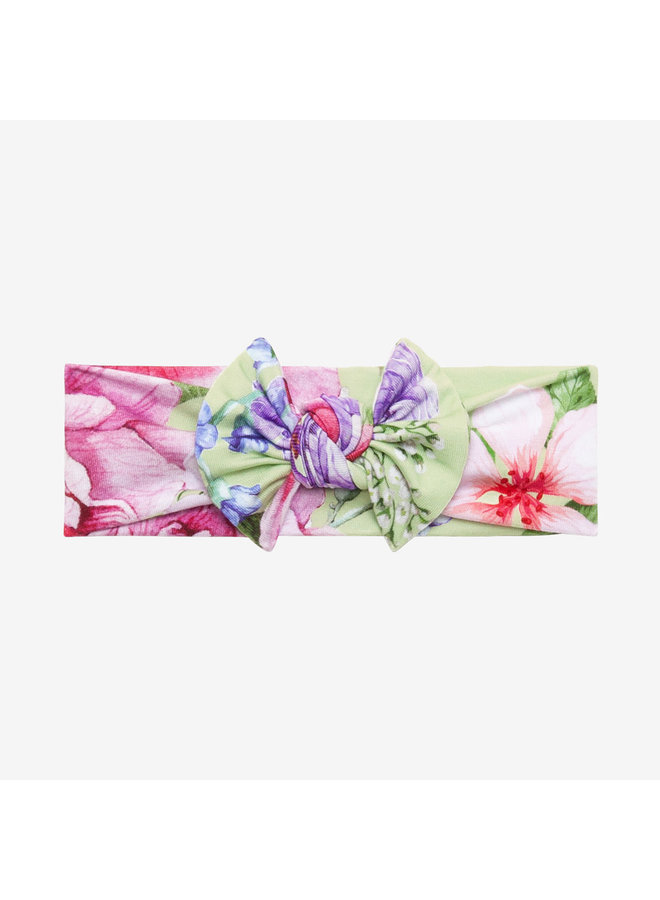 Georgina - Infant Swaddle & Headwrap Set