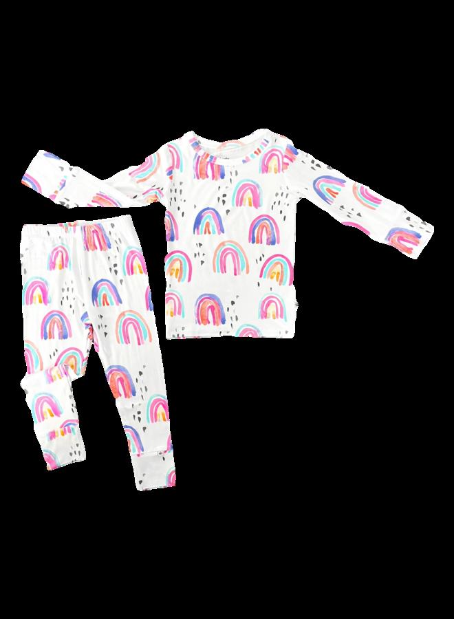 Raegyn 2-Piece Pajamas
