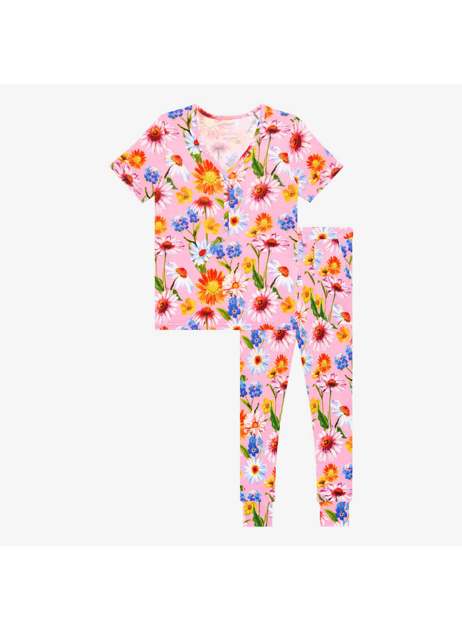 Kaileigh - Women's Short Sleeve Pajamas