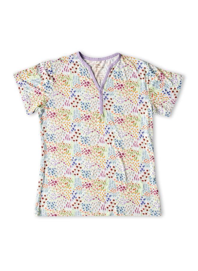 Flower Fields Women's Pajama