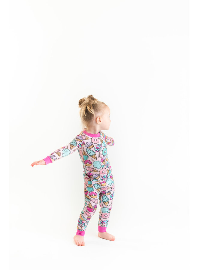 Pink Sweet Treats Pajama