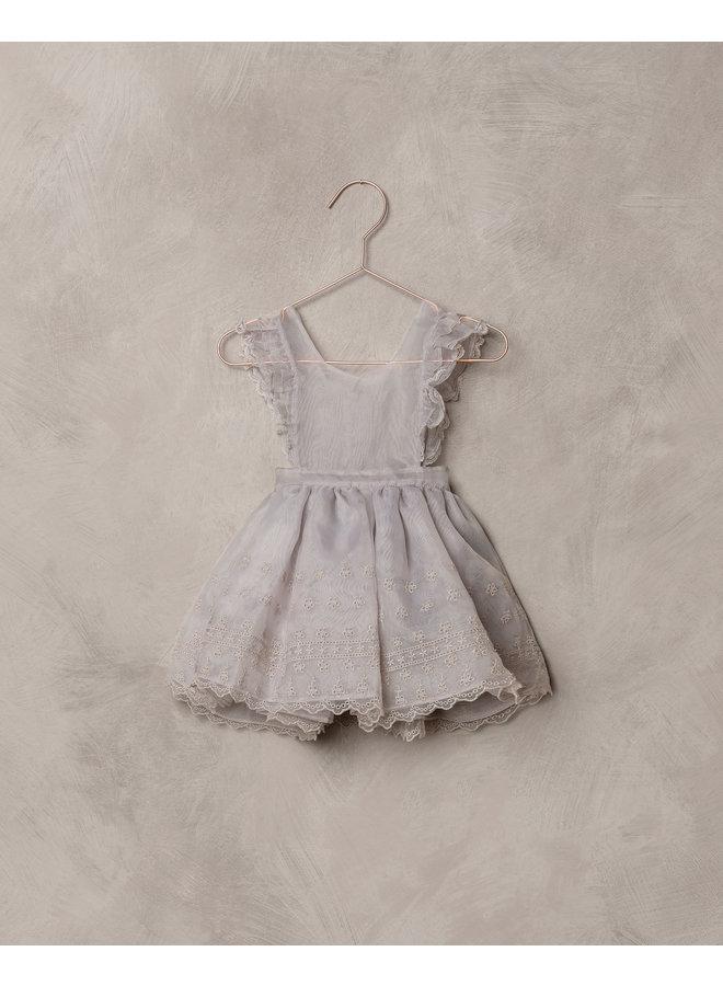 Provence Dress w. bodysuit- Cloud