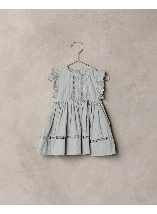 Isla Dress - Blue