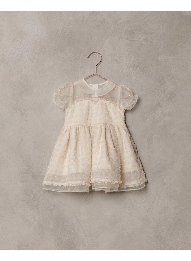 Gidgette Dress - Shell