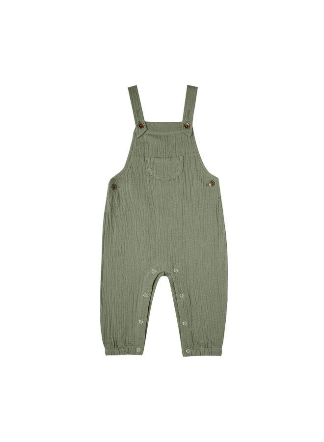 Baby Overalls - Fern