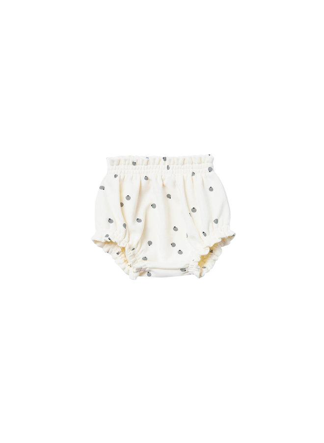 Gathered Bloomer - Ivory