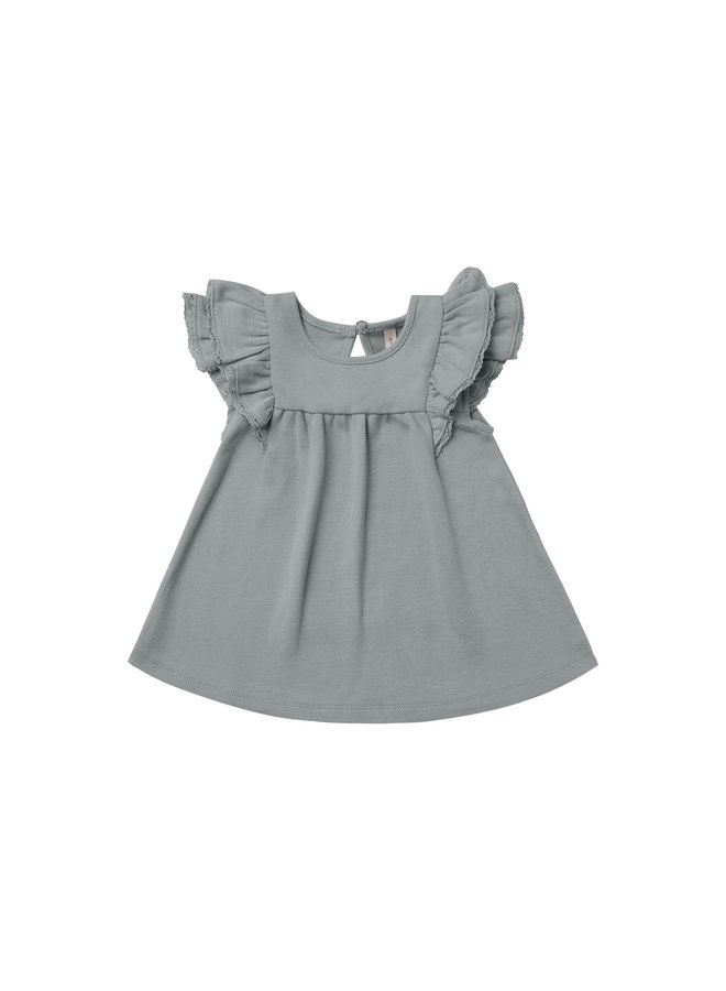 Flutter Dress - Ocean
