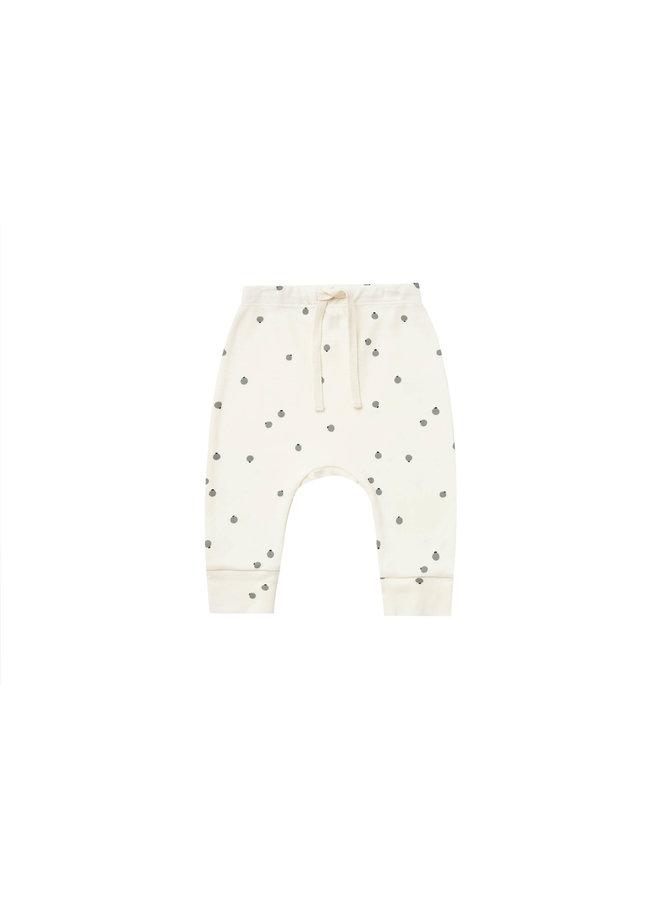 Drawstring Pant - Ivory