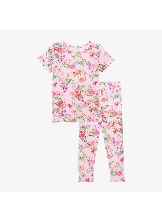 Leilani - Pajamas with matching top and bottoms