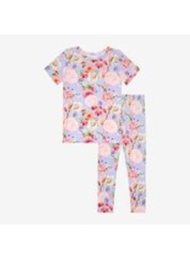 Bellamy - Short Sleeve Basic Loungewear