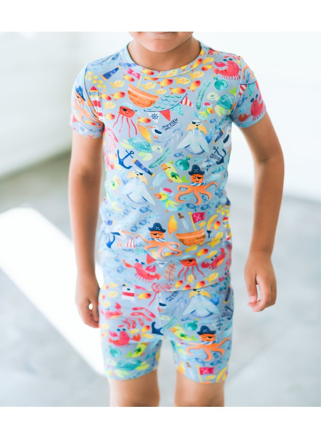 Jack 2-Piece Pajamas