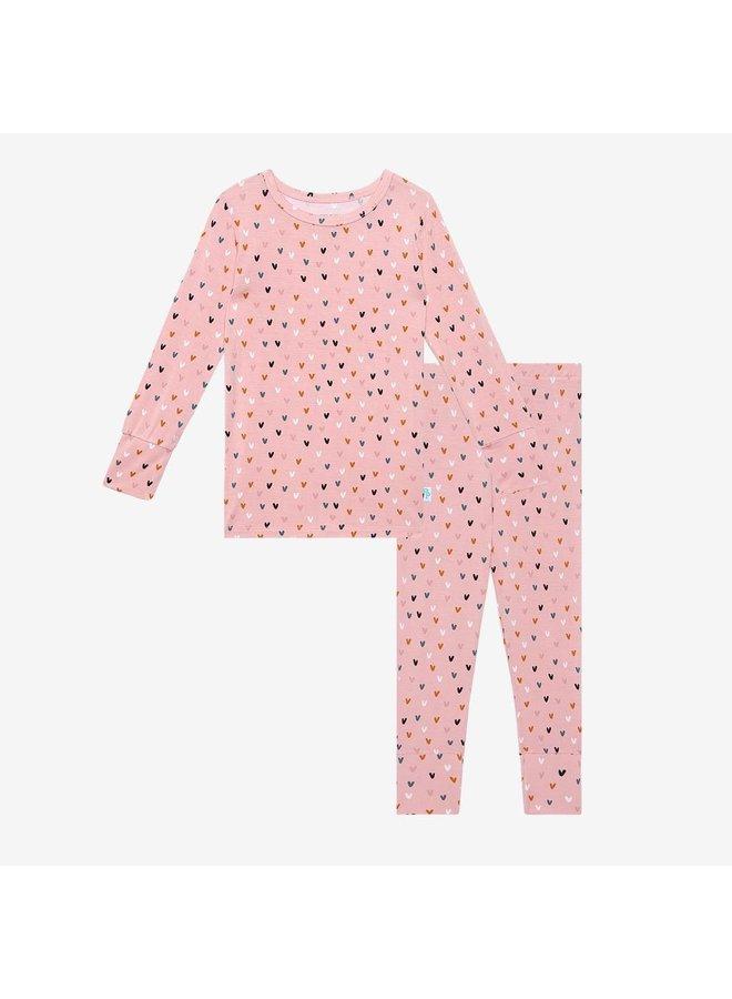 Cassidy - Long Sleeve Basic Pajama