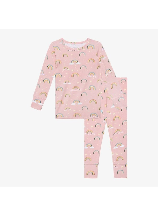 Shay - Long Sleeve Basic Pajama