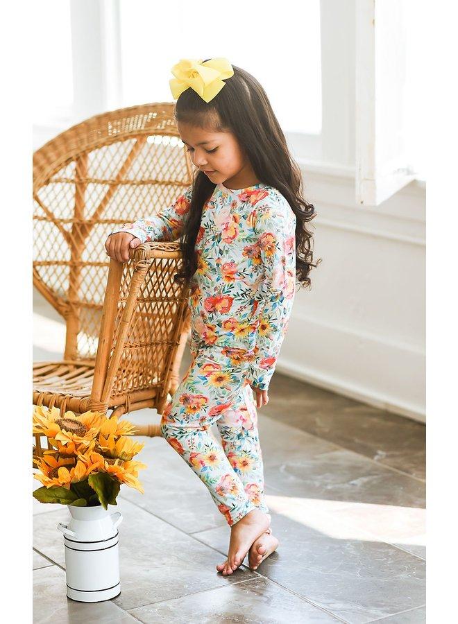 Olivia 2-Piece Pajamas