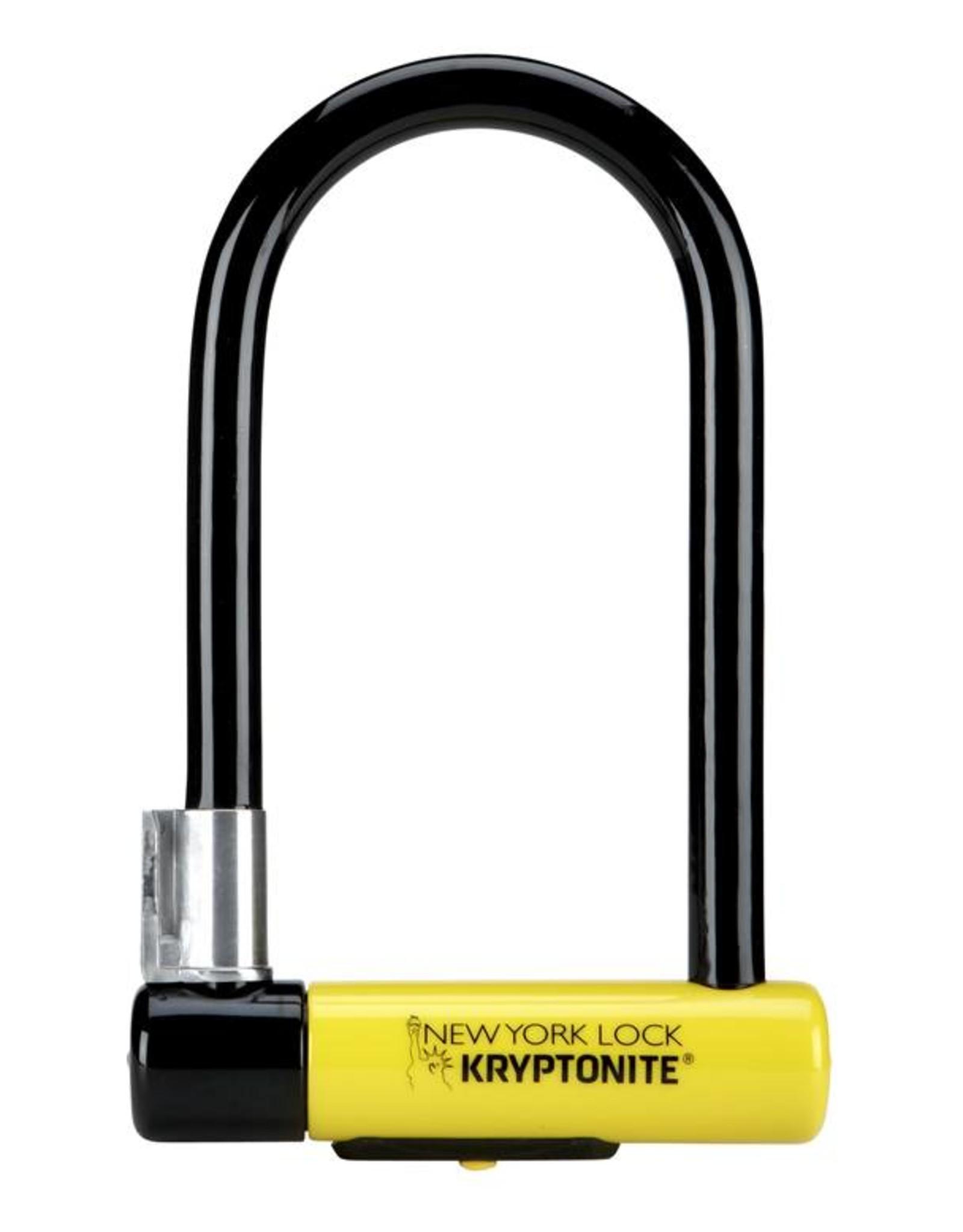 Kryptonite New-U New York STD U Lock