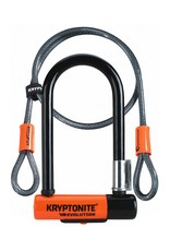 Kryptonite New-U Evolution Mini-7 Lock W/ Cable