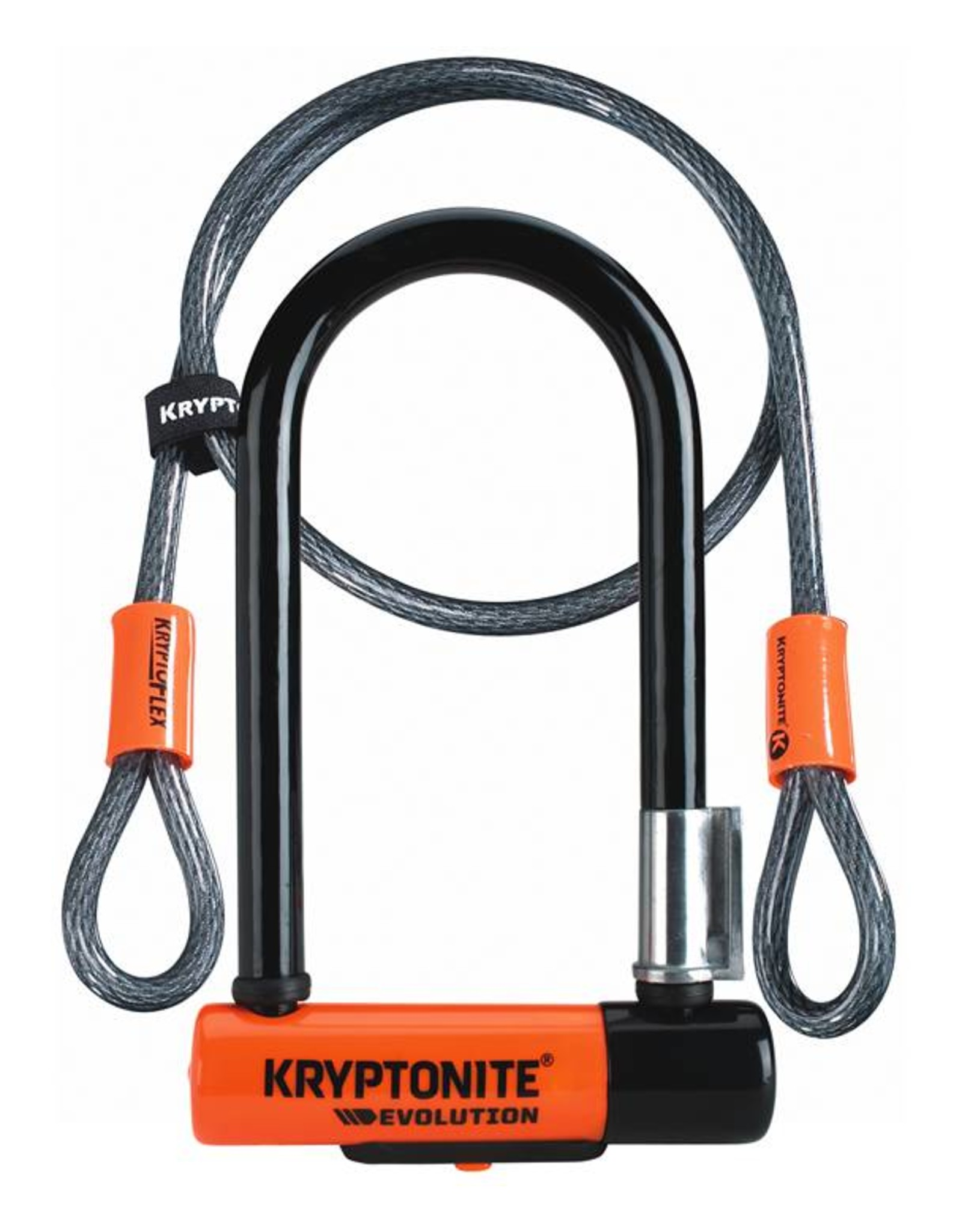 Kryptonite New-U Evolution Lock W/ Cable