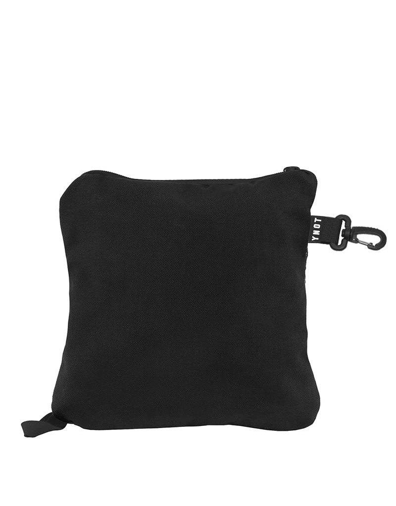YNOT Deploy After Dark Backpack - Black/Reflective