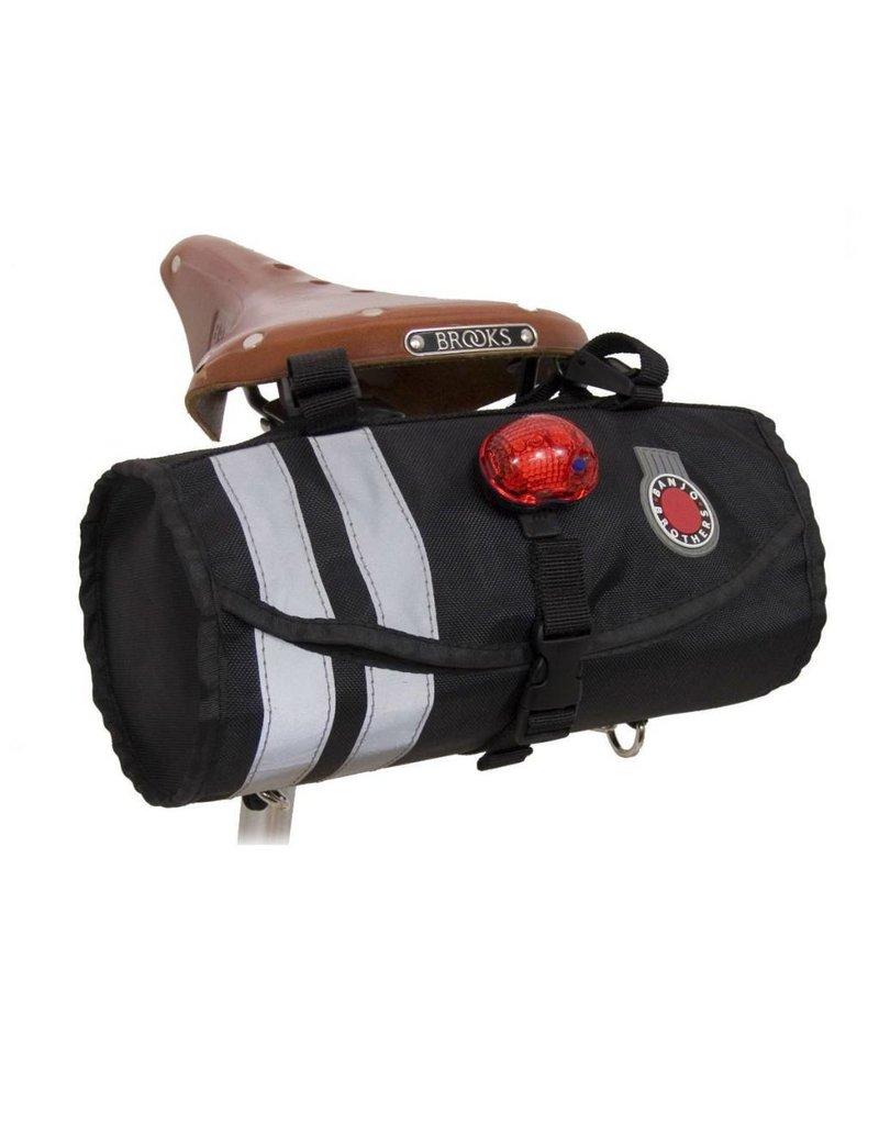 Banjo Brothers Minnehaha Series Barrel Saddle Bag