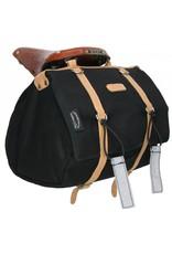 Banjo Brothers Minnehaha Series Medium Saddle Bag - Black
