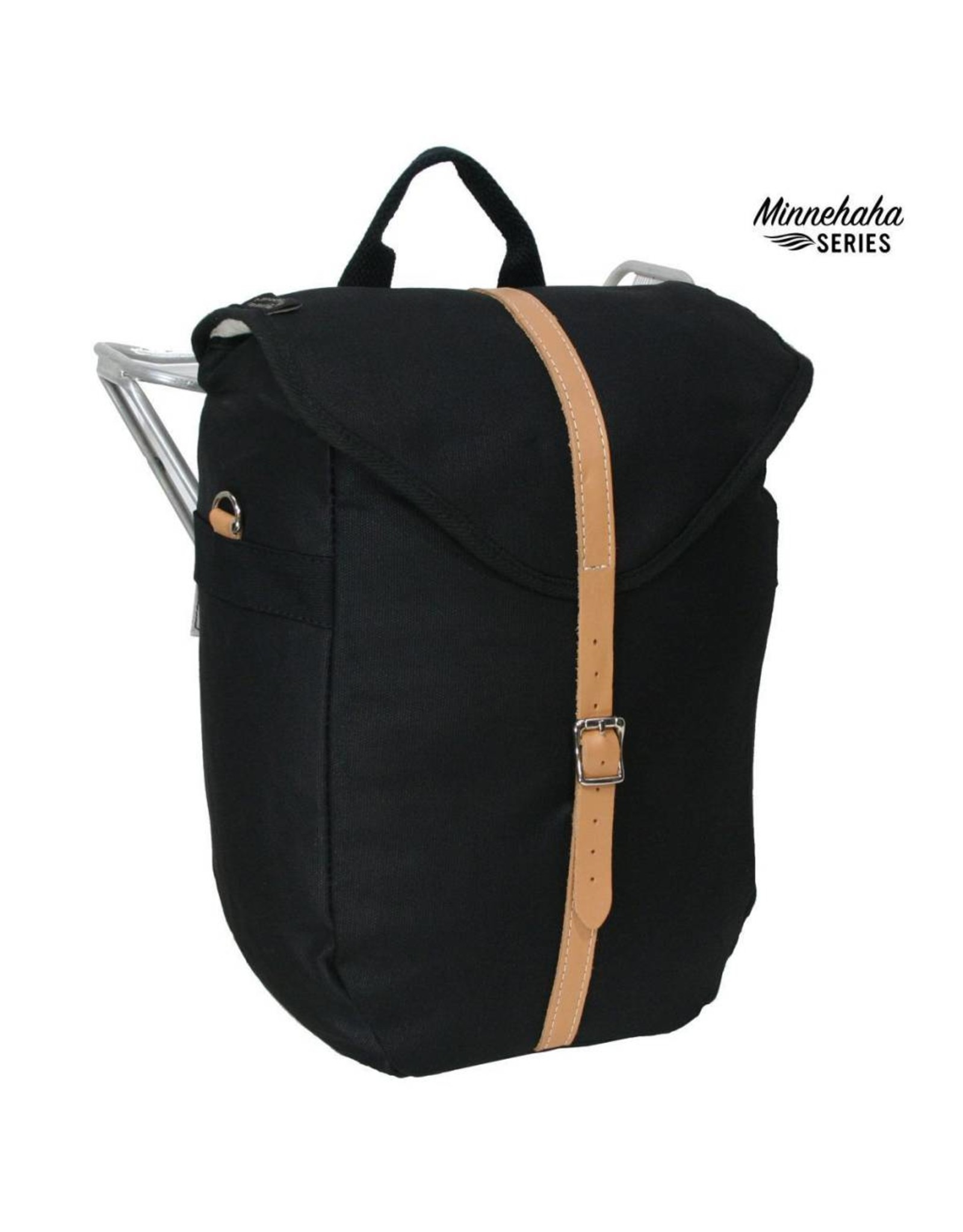 Banjo Brothers Minnehaha Series Utility Pannier - Black