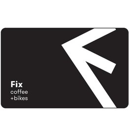 Fix Coffee+Bikes Fix Coffee+Bikes Gift Card