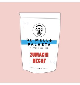 De Mello Palheta De Mello Palheta Zumachi Decaffeinated Coffee Bag- 227g