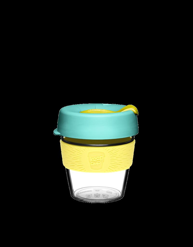 KeepCup KeepCup Original Clear Plastic Travel Mug