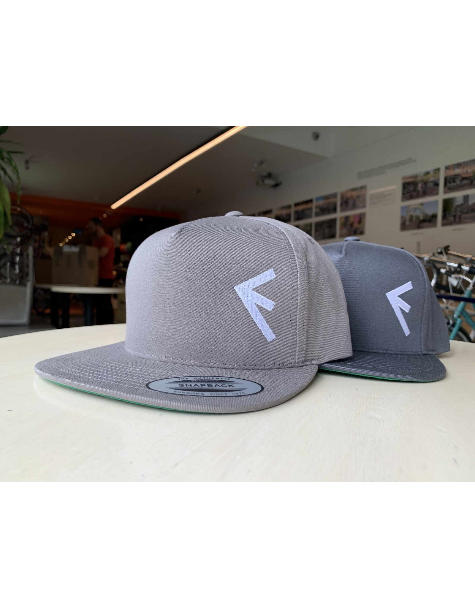Fix Coffee+Bikes Fix Snapback Hat - One Size