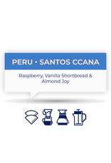 Quietly Cofffee QUIETLY COFFEE - PERU SANTOS CCANA 250g