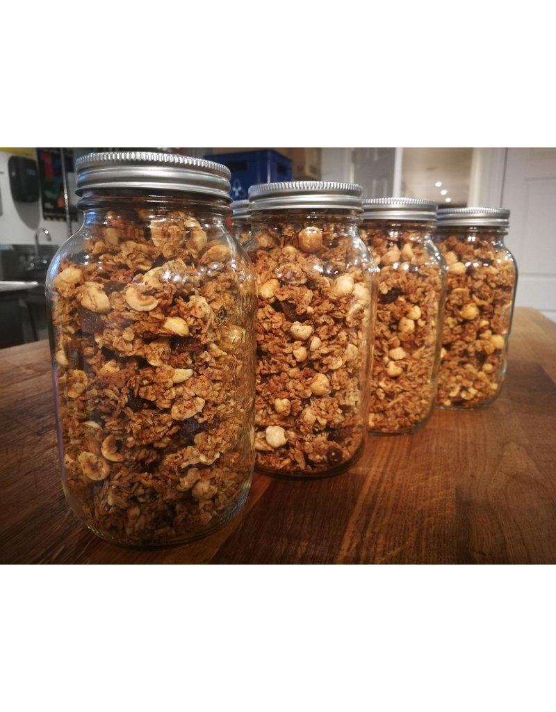 Fix Coffee House-Made Granola - 500g Jar