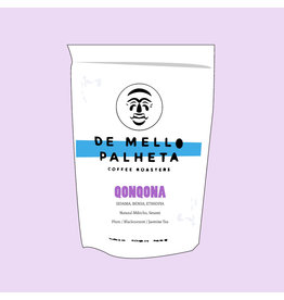 De Mello Palheta De Mello Palheta Ethiopia Qonqona Natural Coffee Bag - 227g