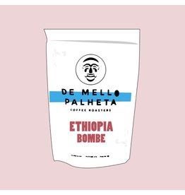 De Mello Palheta De Mello Palheta Ethiopia Bombe Coffee Bag - 227g