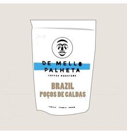 De Mello Palheta De Mello Palheta Brazil Pocos de Caldas Coffee Bag - 227g